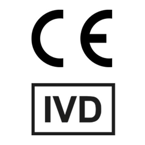 Sello CE IVD