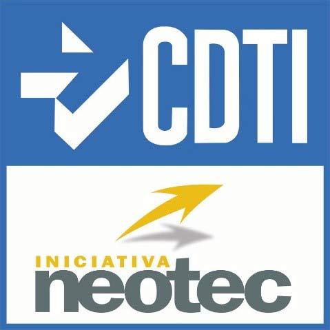 CDTI Iniciativa Neotec